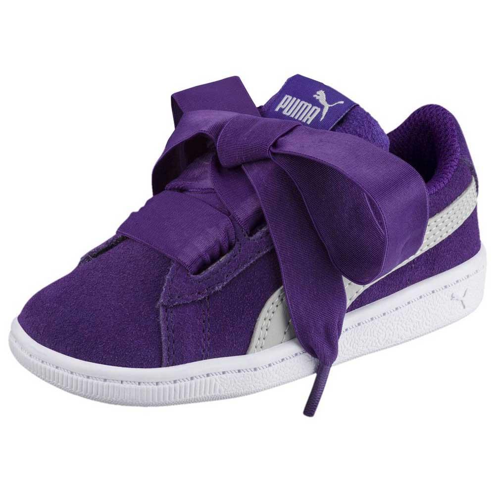 e433f6bd99 Puma Vikky Ribbon AC PS Purple buy and offers on Dressinn
