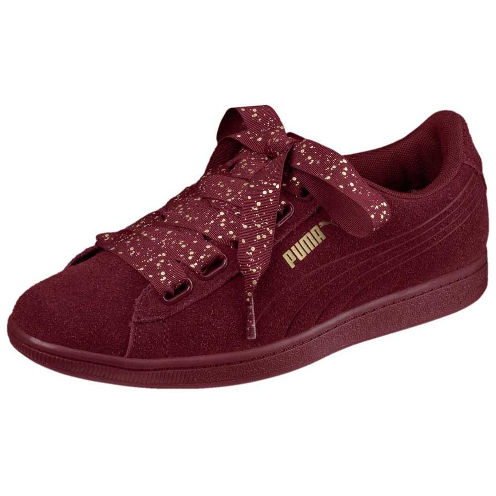 2e903a5afa Puma Vikky Ribbon Dots Red buy and offers on Dressinn