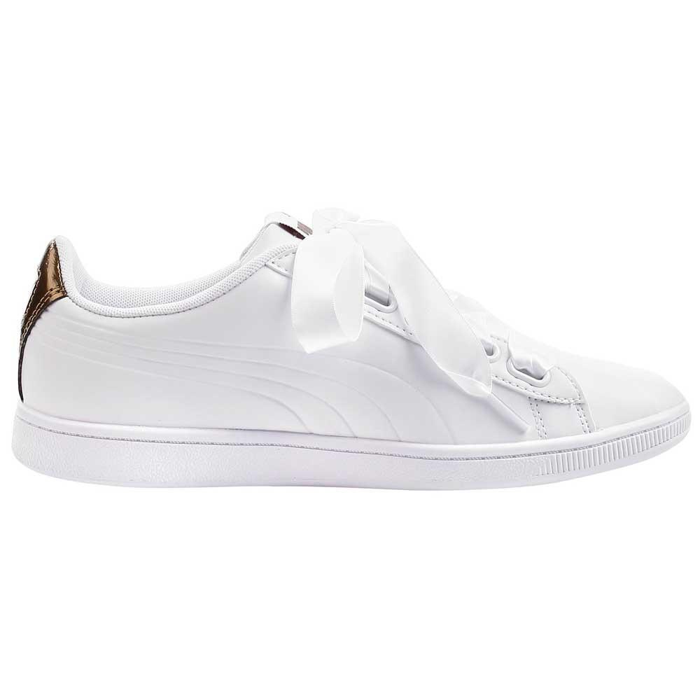 Puma Vikky Ribbon SL Metallic White buy