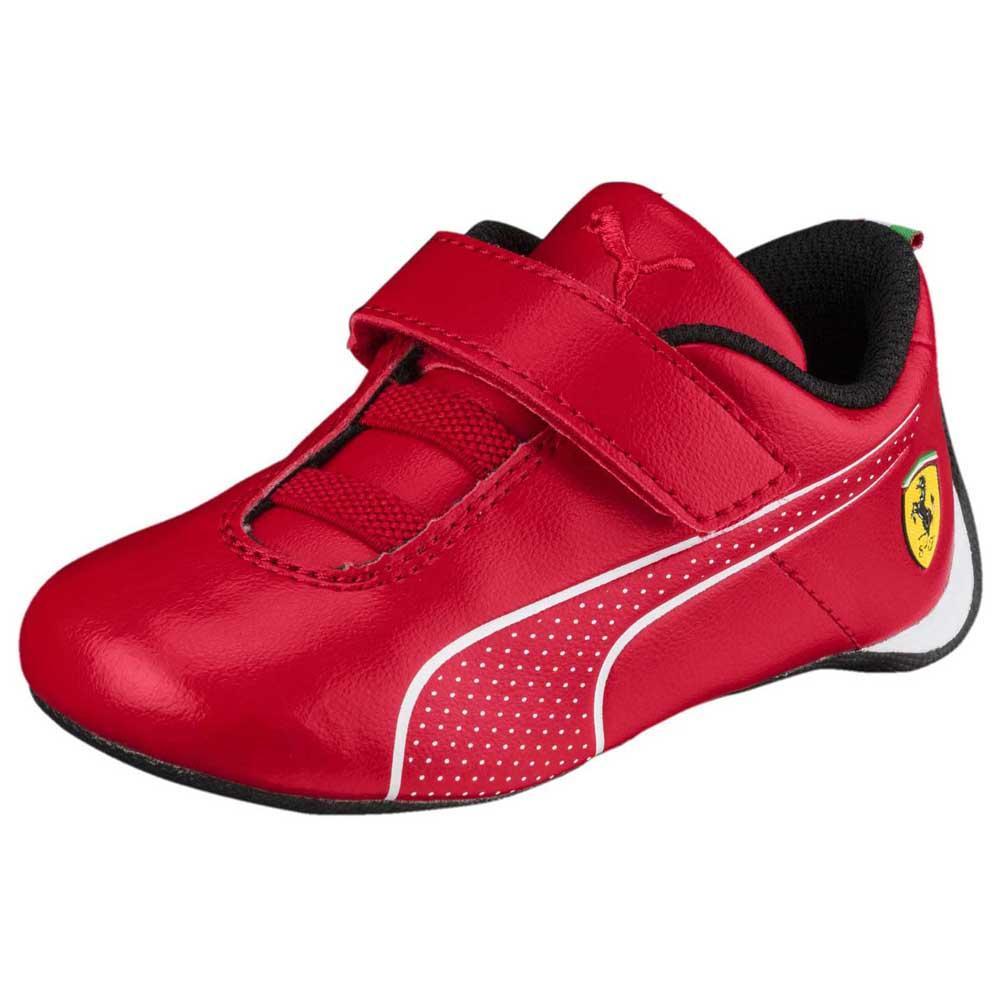 1d0a19673c Puma Scuderia Ferrari Cat Ultra Velcro PS Red, Dressinn