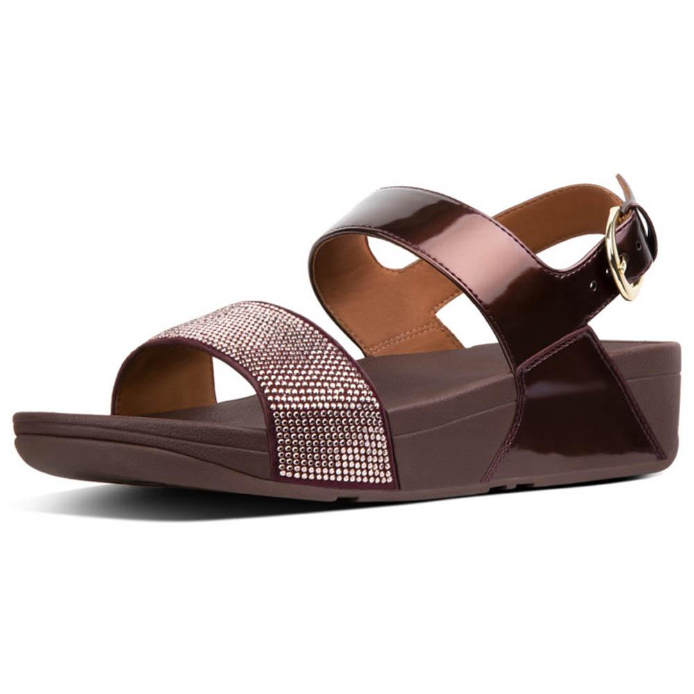 41b90ae04 Fitflop Ritzy Back-Strap Red buy and offers on Dressinn