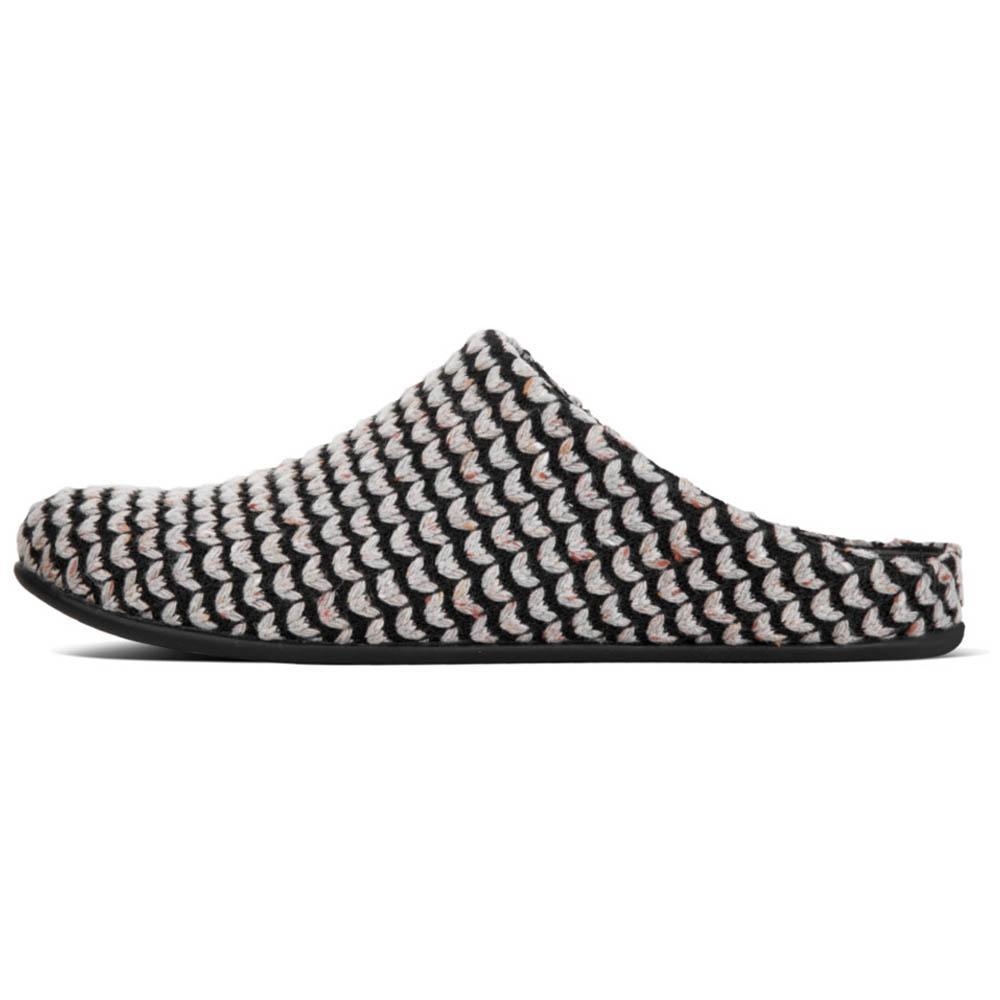 eef4da134de3 Fitflop Chrissie Knit Black buy and offers on Dressinn