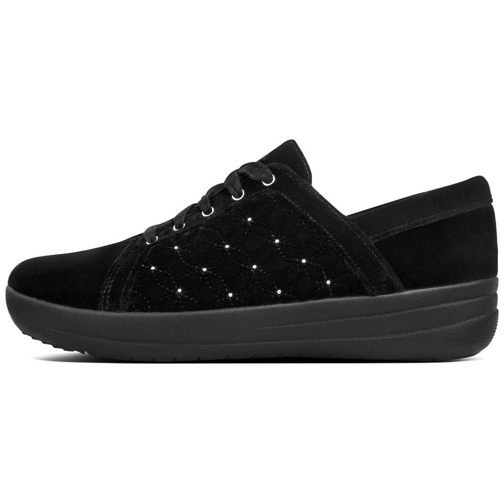 Sneakers Fitflop F-sporty Ii Quilted Stars EU 36 Black