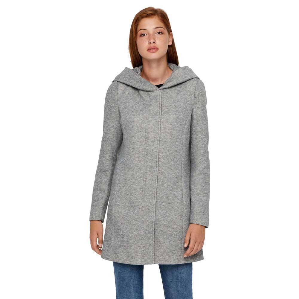 6746e6a4a2b Vero moda Verodona L S Grey buy and offers on Dressinn