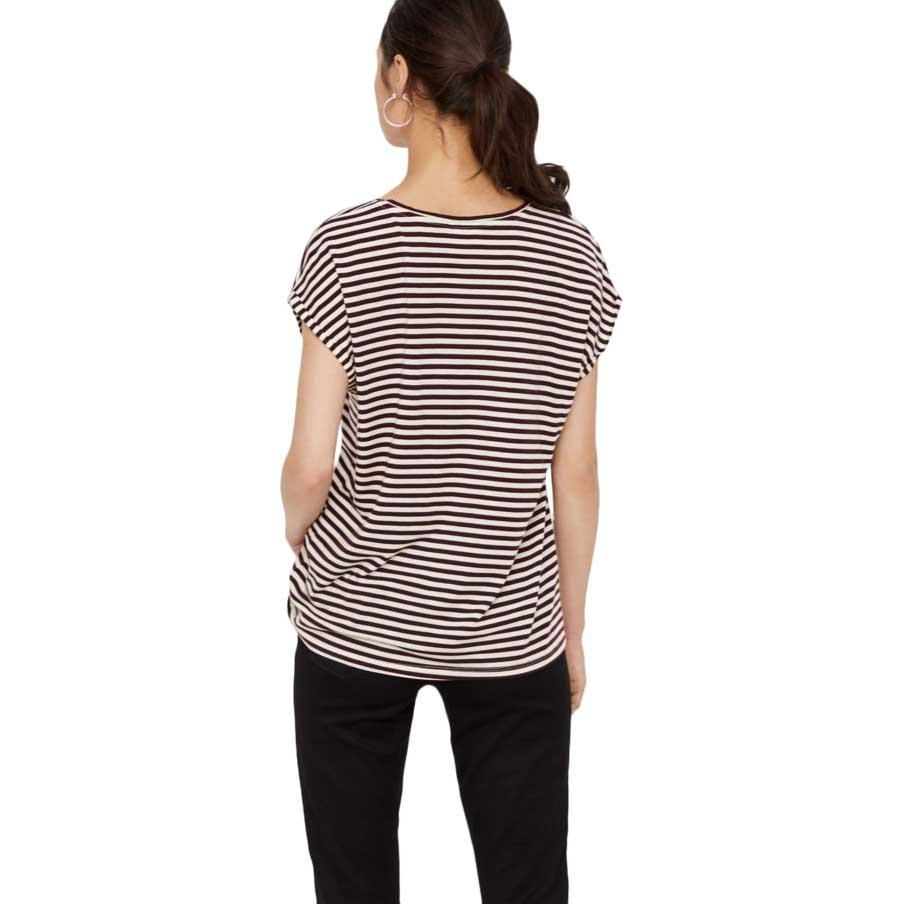 magliette-vero-moda-ava-plain-stripe