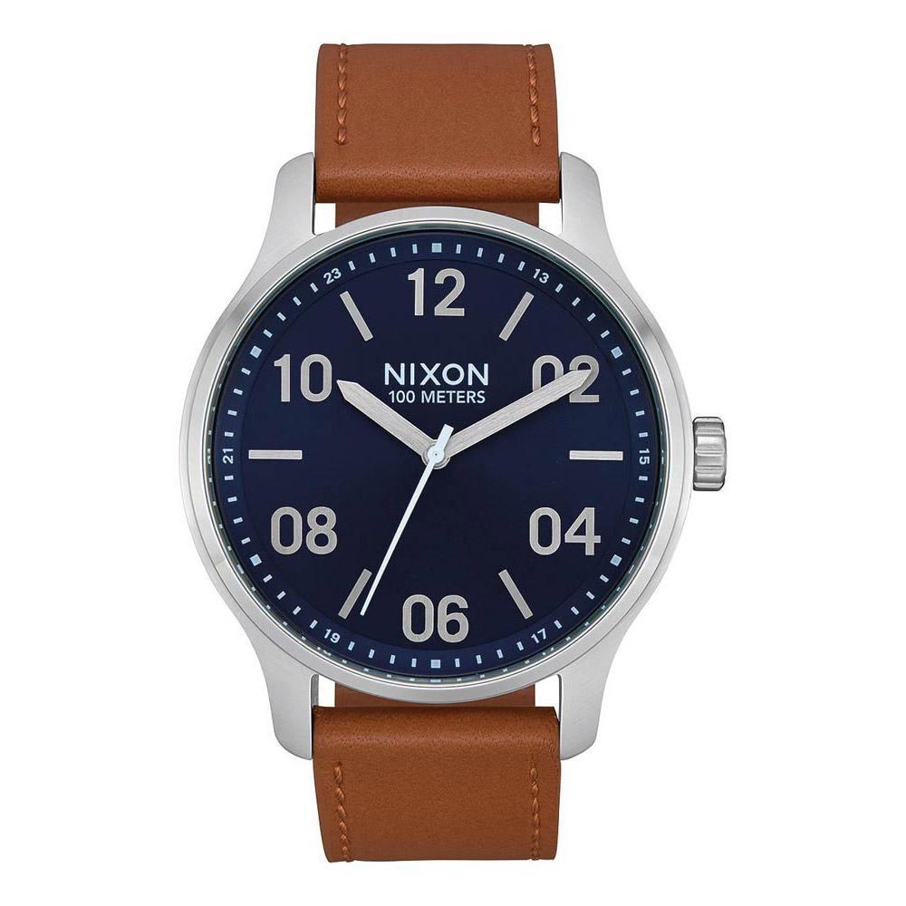 Relógios Nixon Patrol Leather