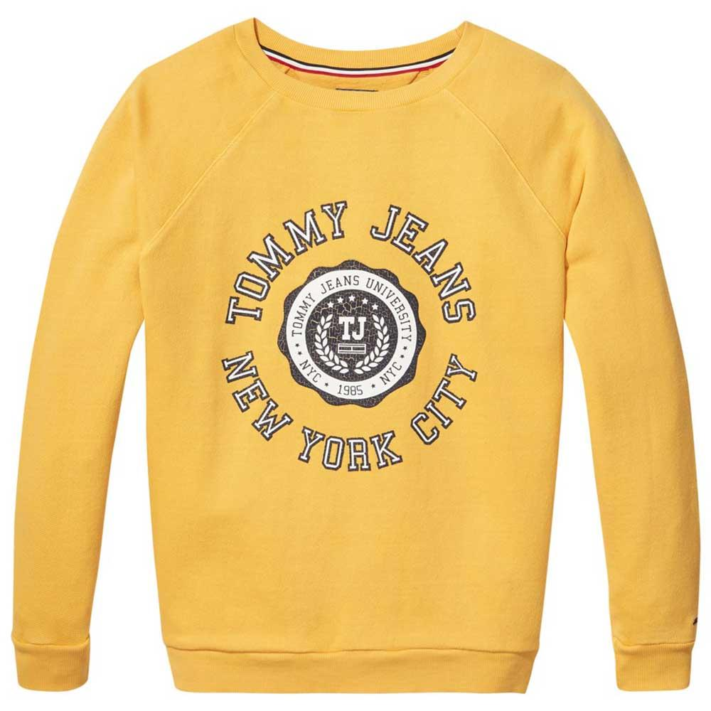 tommy hilfiger pullover gelb
