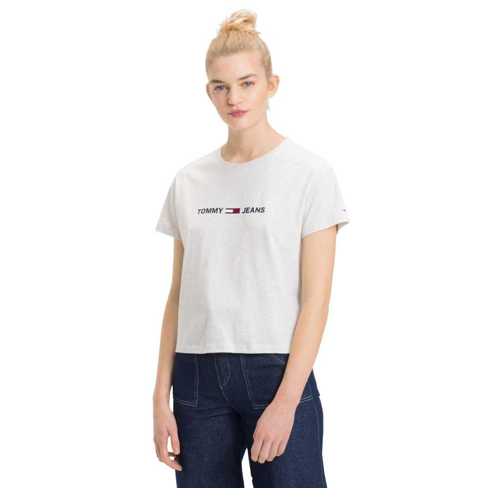 27c9500a Tommy hilfiger Boxy Clean Logo Grey buy and offers on Dressinn