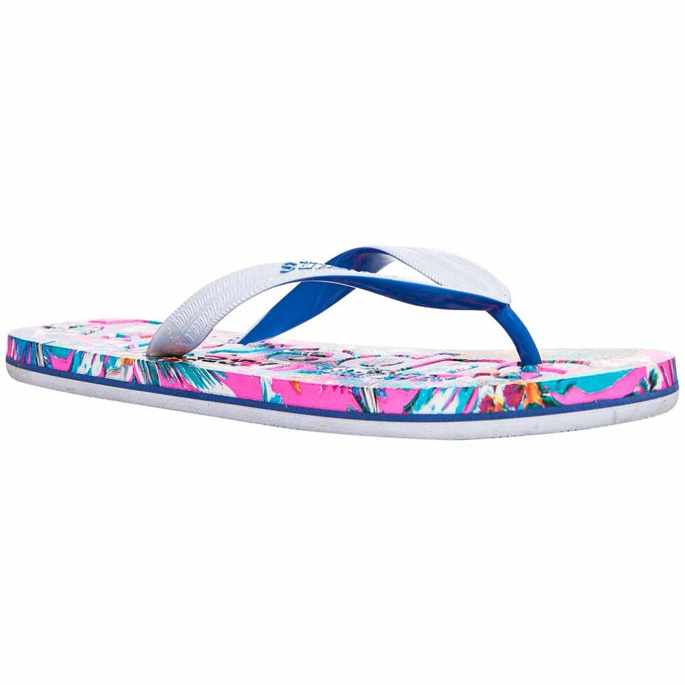 5c85dadbe5d2 Superdry AOP Flip Flop Multicolor buy and offers on Dressinn