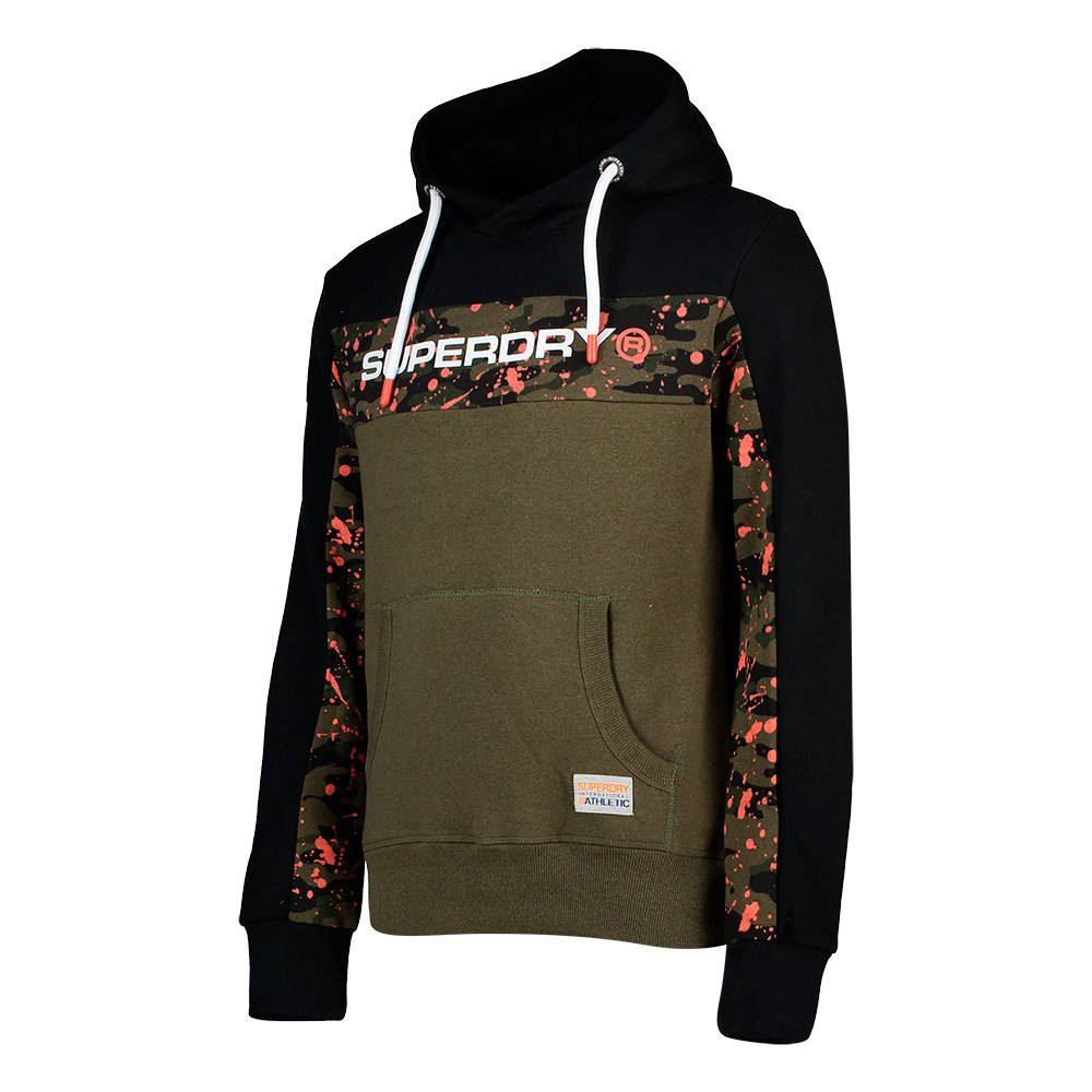 more photos 71eaa 7cef0 Herren Superdry Trophy ORIGINAL Hood Black Sweatshirts ...