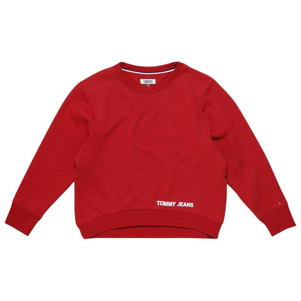 74b5b024 Tommy hilfiger Clean Logo Red buy and offers on Dressinn