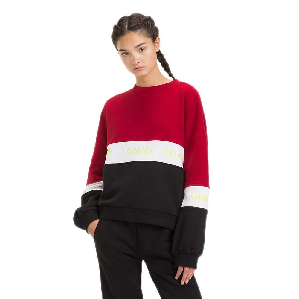 0549a74a Tommy hilfiger Colorblock Multicolor buy and offers on Dressinn