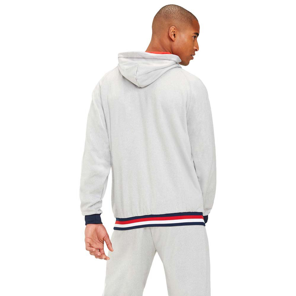 Sweatshirts Tommy-hilfiger Zip Through Jacket Sleeve Logo