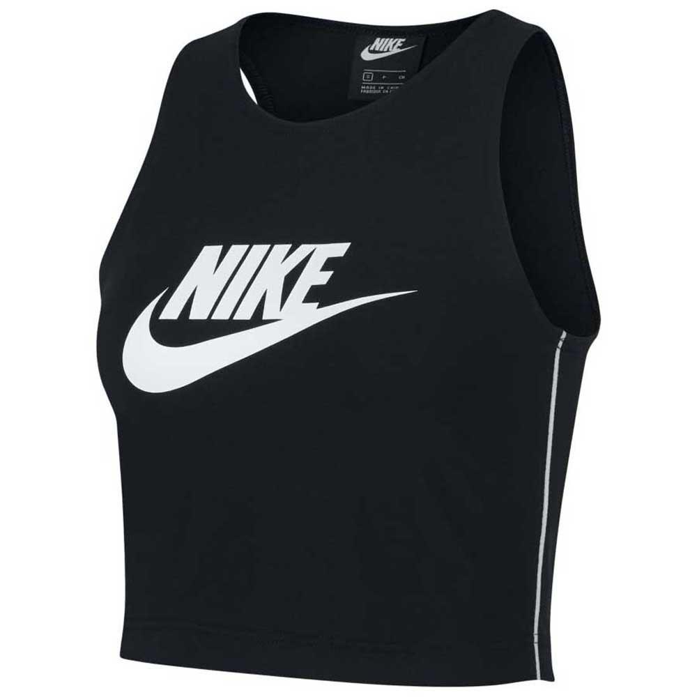 new style f26ad c175c Nike Sportswear Heritage Black buy and offers on Dressinn