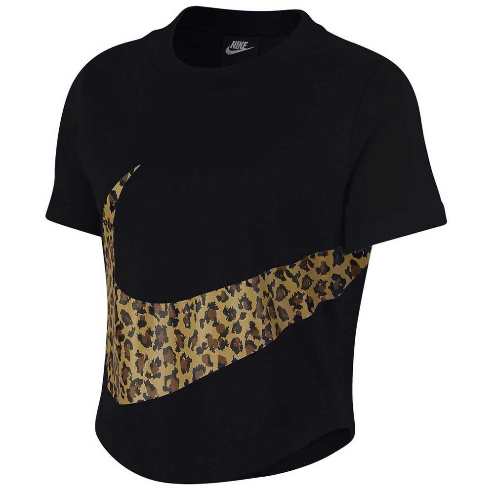 Nike Sportswear Animal Crop Noir acheter et offres sur Dressinn