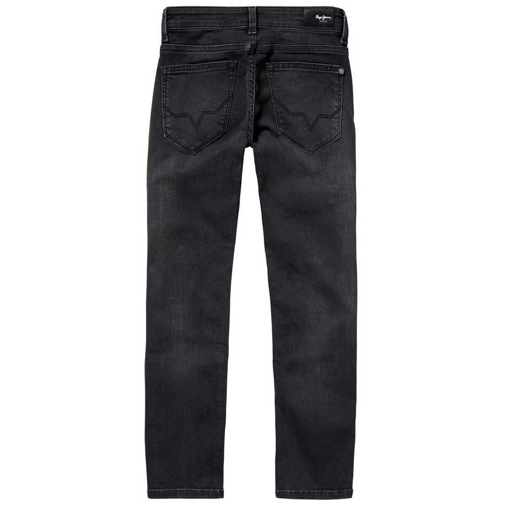 Pantalons Pepe-jeans Cashed Diy Blk