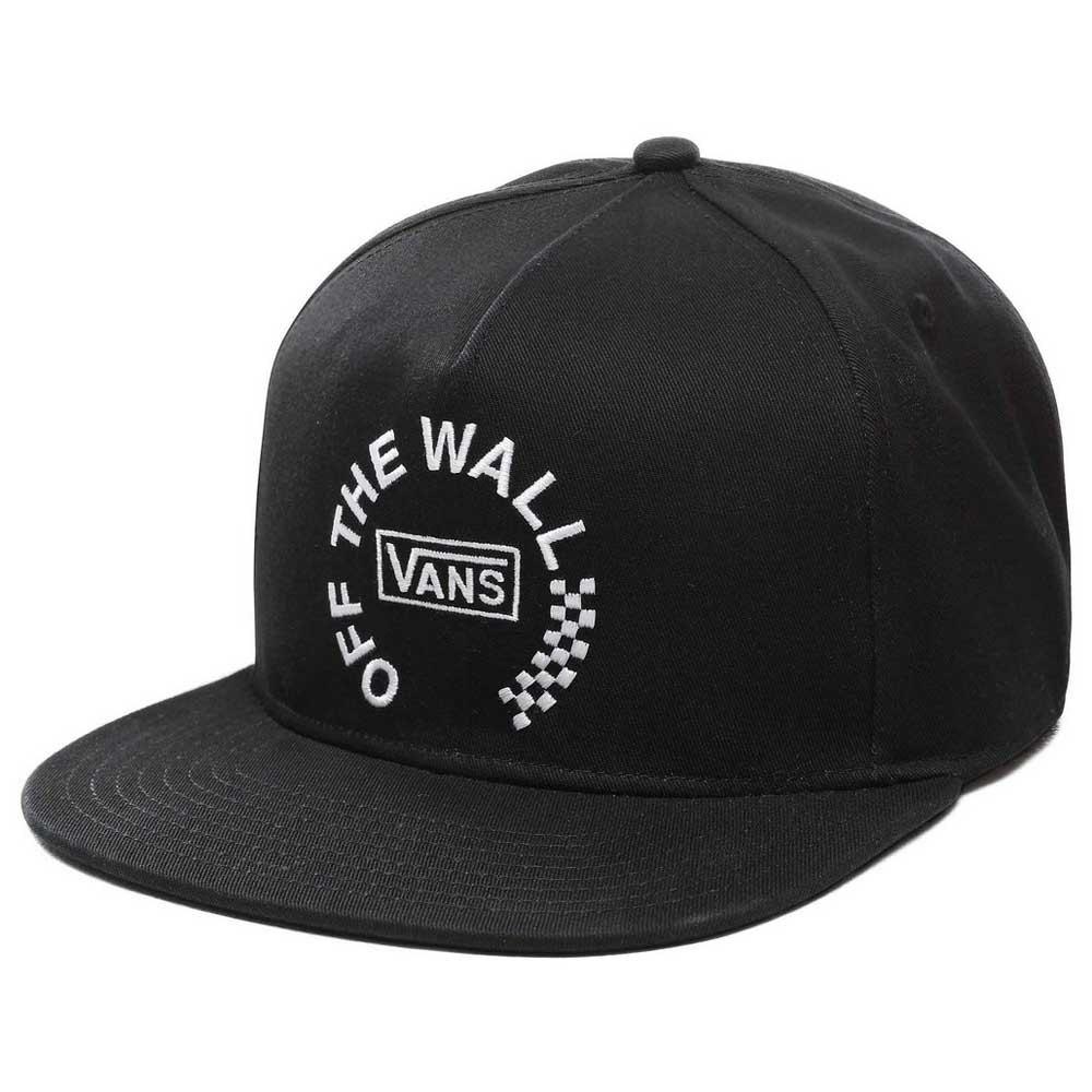 Vans OTW Distort Snapback Negro comprar y ofertas en Dressinn 5810f40db09