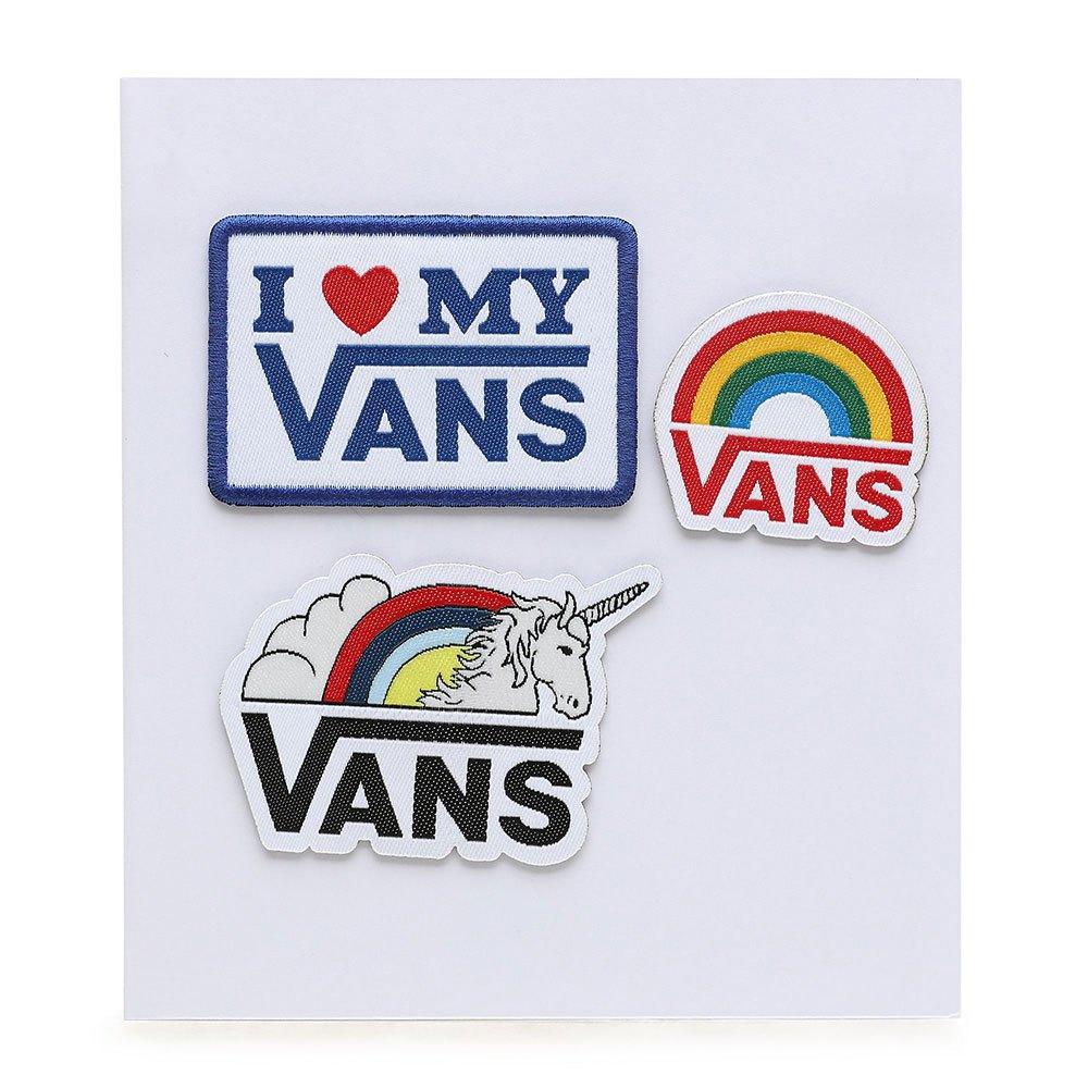 Vans Patch Pack Multicolor anfugen und sonderangebote, Dressinn