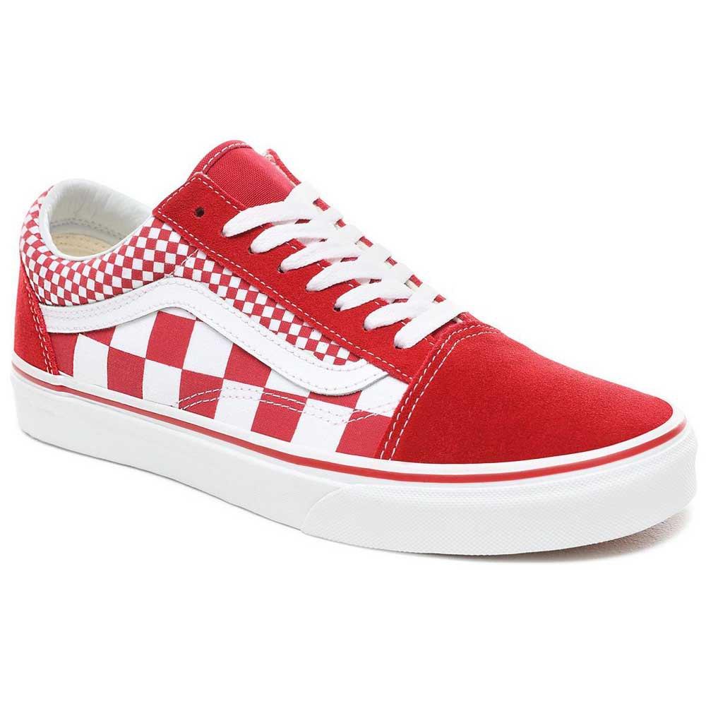 Vans UA Old Skool Rouge acheter et offres sur Dressinn
