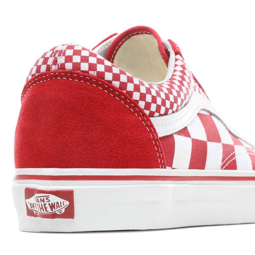 Vans UA Old Skool Czerwony kup i oferty, Dressinn Sneakers