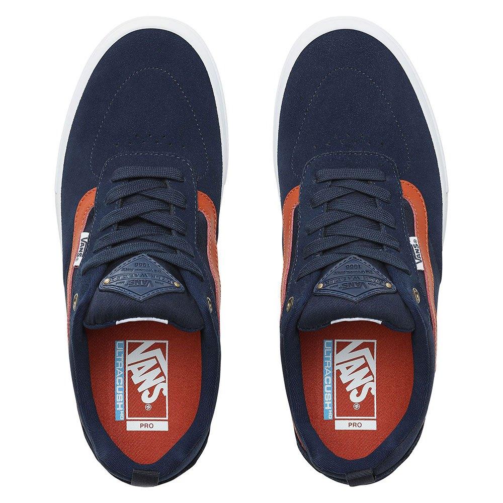 ac3a4cf625f7 Vans Kyle Walker Pro Orange buy and offers on Dressinn