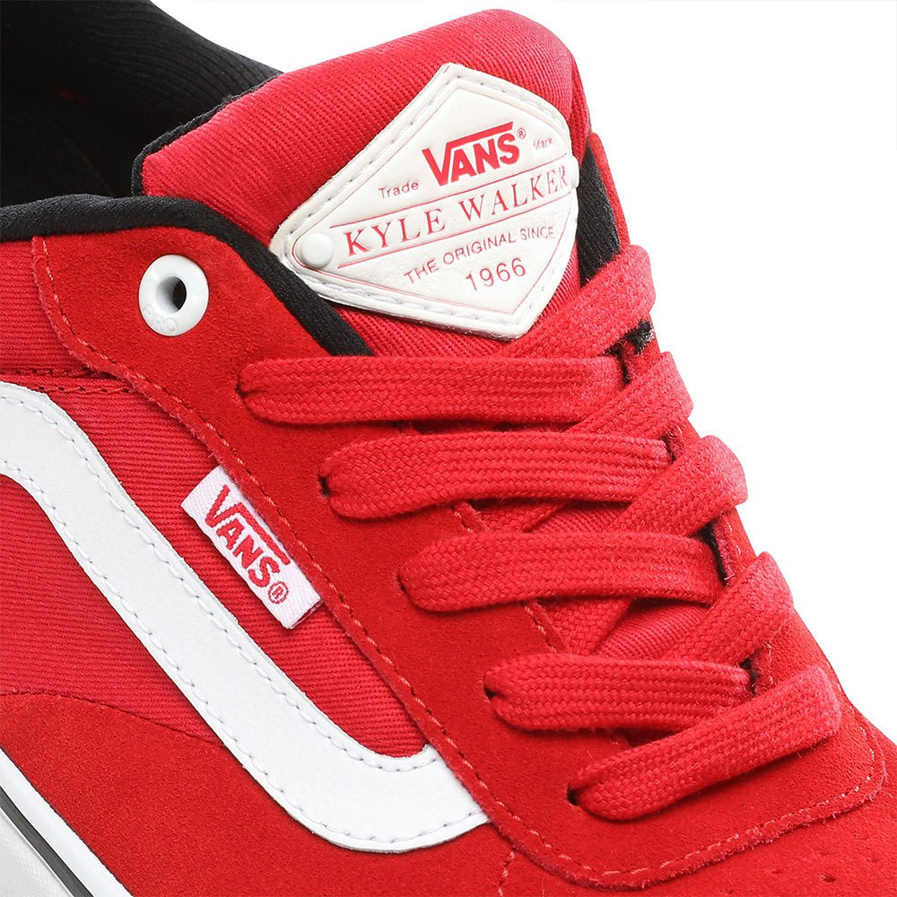 d40b932dec5 Vans Kyle Walker Pro Red buy and offers on Dressinn
