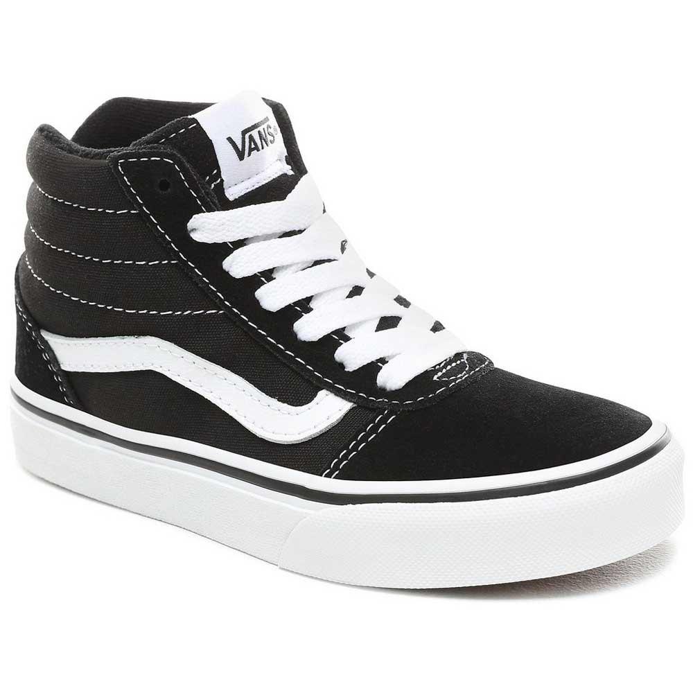 Vans Ward Hi Shoes Free Delivery