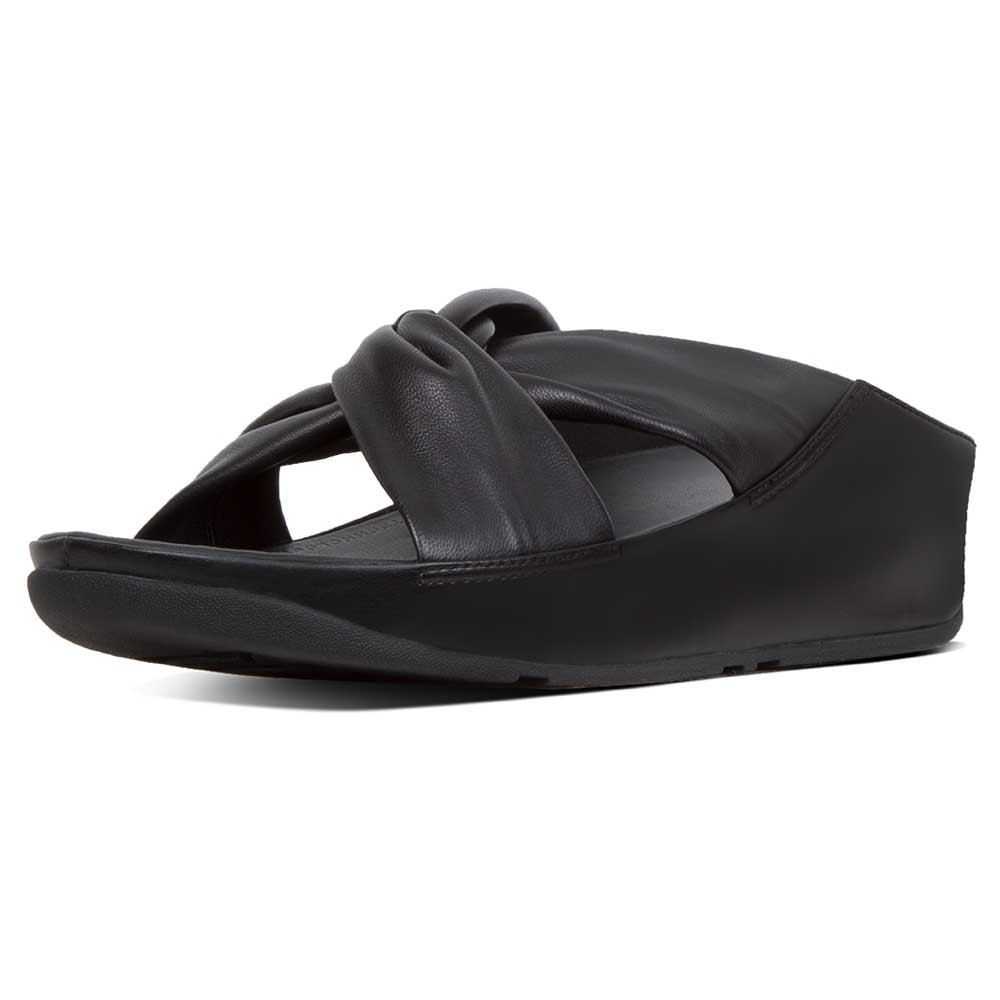3e0b309b9671 Fitflop Twiss Slide Black buy and offers on Dressinn