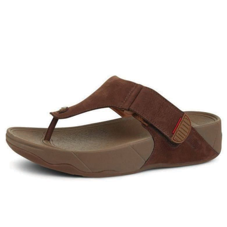 f4be8290f5c903 Fitflop Trakk II Leather Green buy and offers on Dressinn