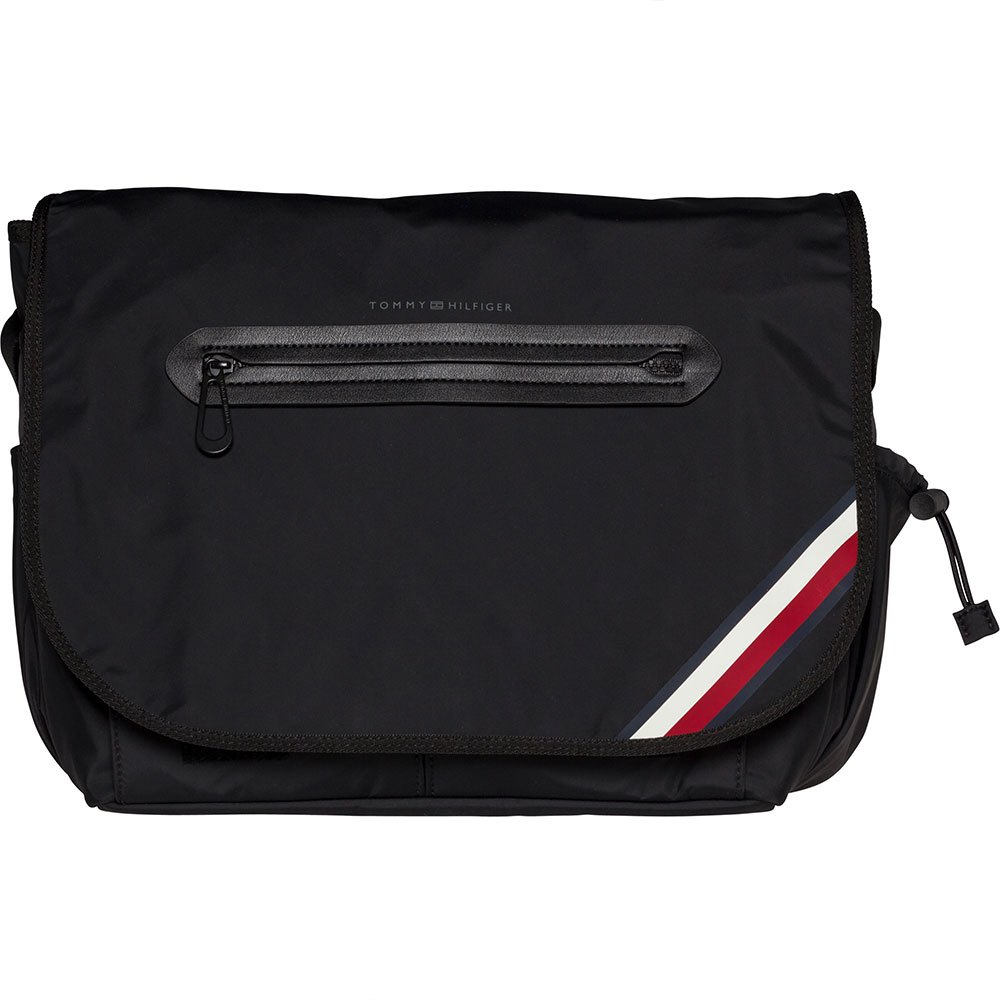 c5386e2664 Tommy hilfiger Easy Nylon Messenger Black, Dressinn