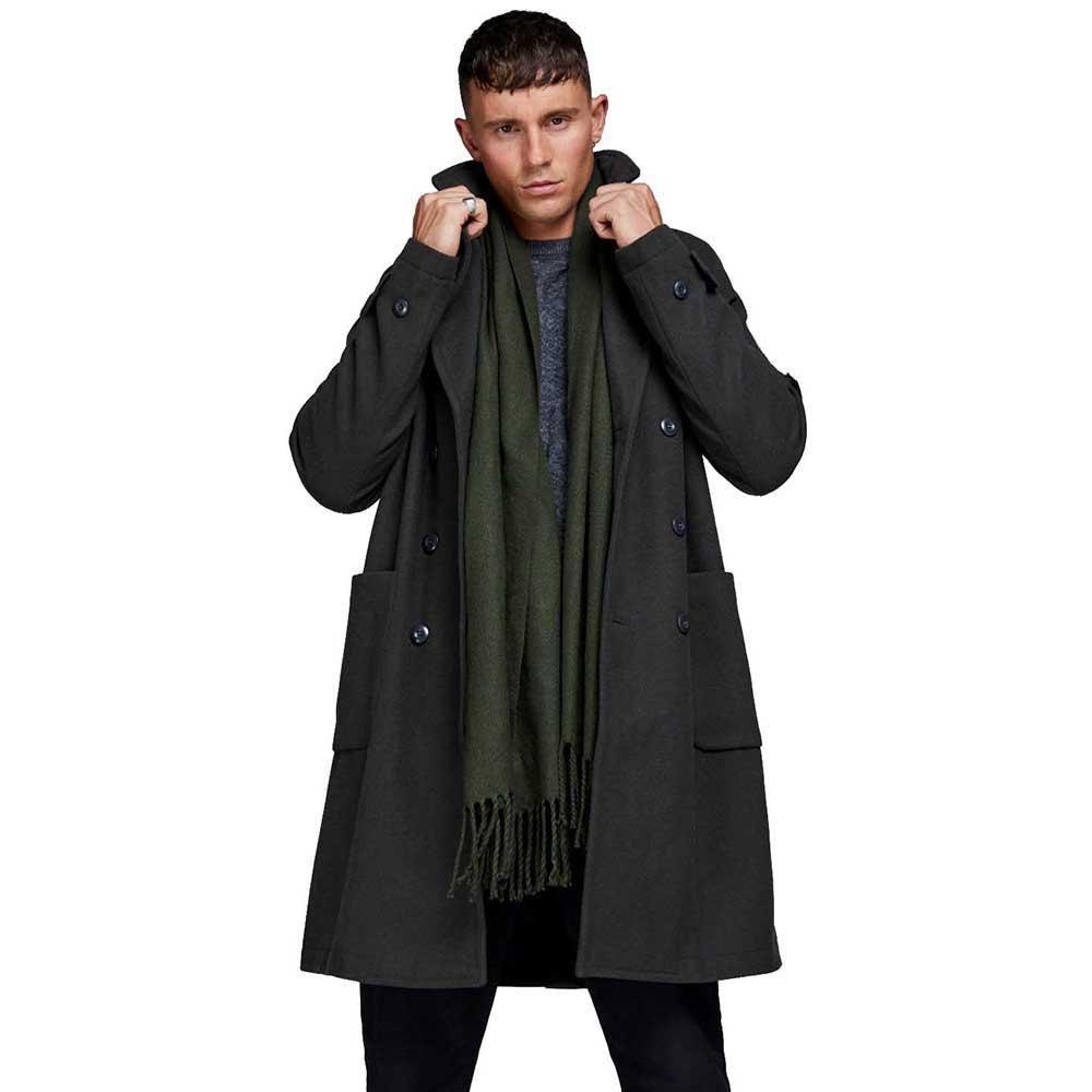 scarves-jack-jones-solid-woven, 8.95 GBP @ dressinn-uk