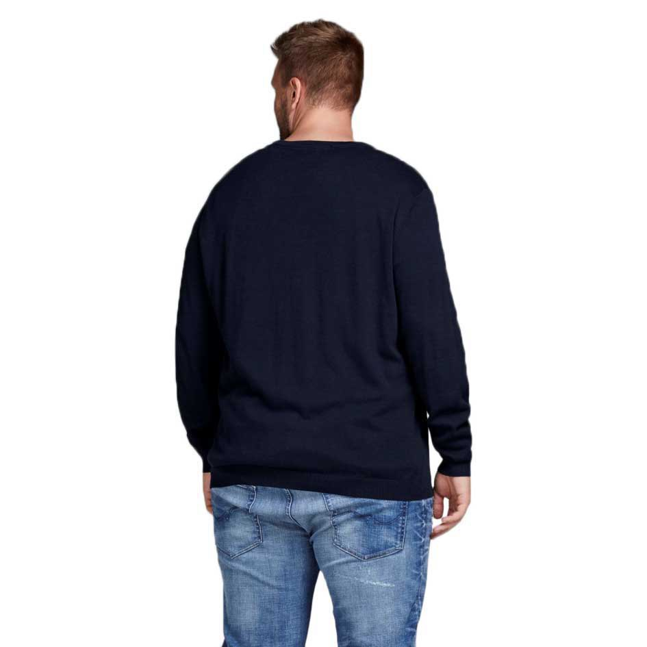 Chandails Jack---jones Essential Basic Knitted Plus