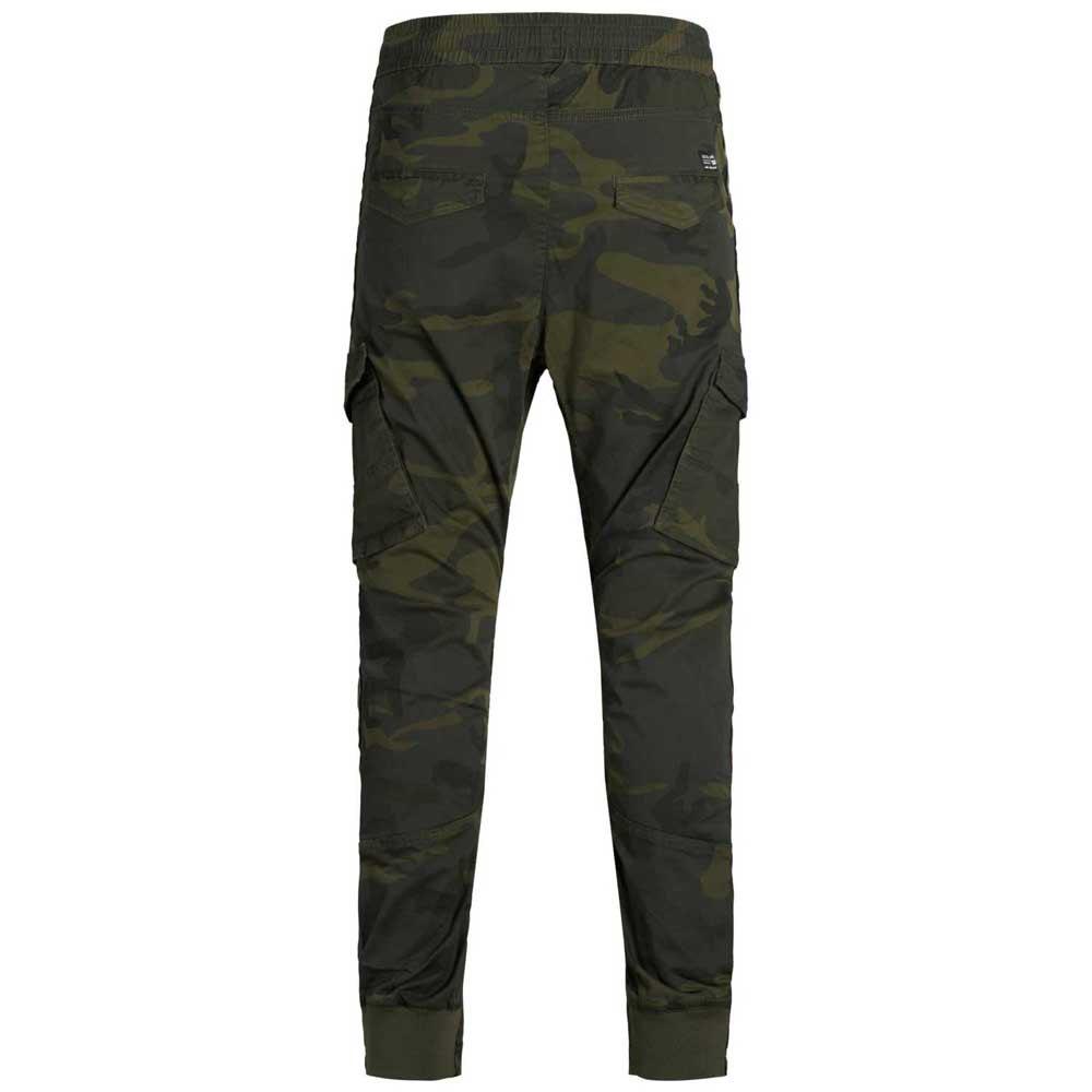 Pantalons Jack---jones Vince Tiger Ww Camo Ltd L30