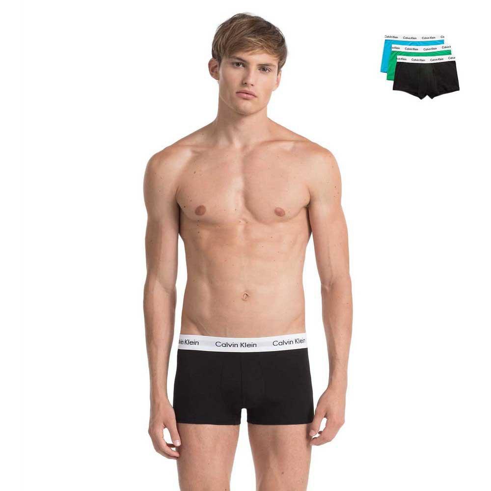 Vêtements intérieurs Calvin-klein Low Rise Trunk 3 Pack
