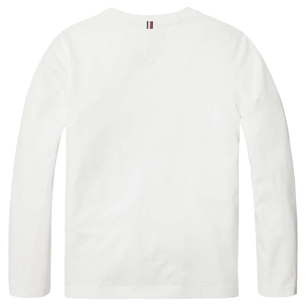 T-shirts Tommy-hilfiger Basic C Neck Knit