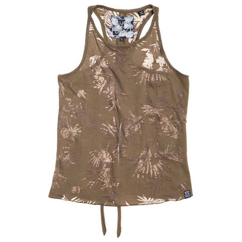 Chemisiers et chemises Superdry Tropical Burnout