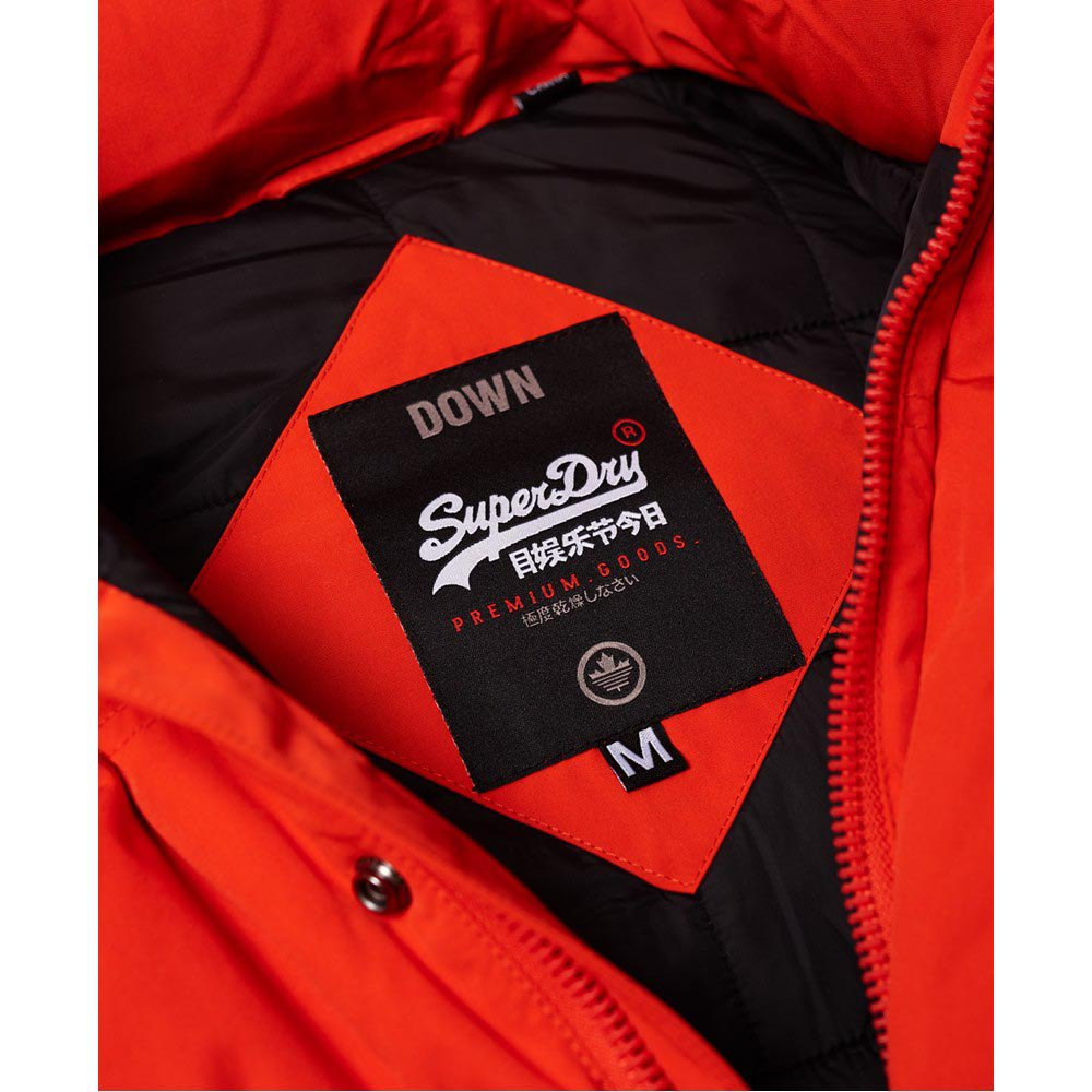 Gilets Superdry Rookie Down Gilet