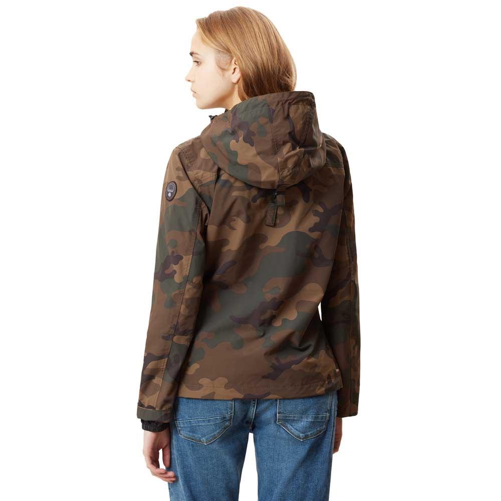 jackets-napapijri-rainforest-s, 113.45 GBP @ dressinn-uk