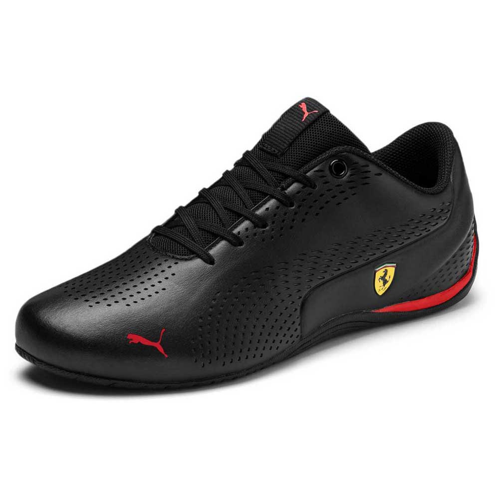 21c54068d Puma Scuderia Ferrari Drift Cat 5 Ultra II Black