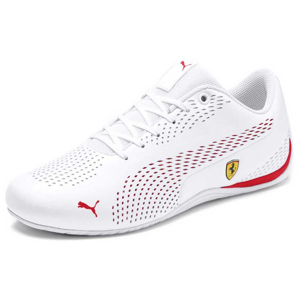 Puma Scuderia Ferrari Drift Cat 5 Ultra II White, Dressinn