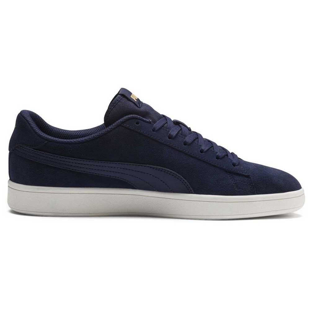 Puma Smash v2 Blue buy and offers on