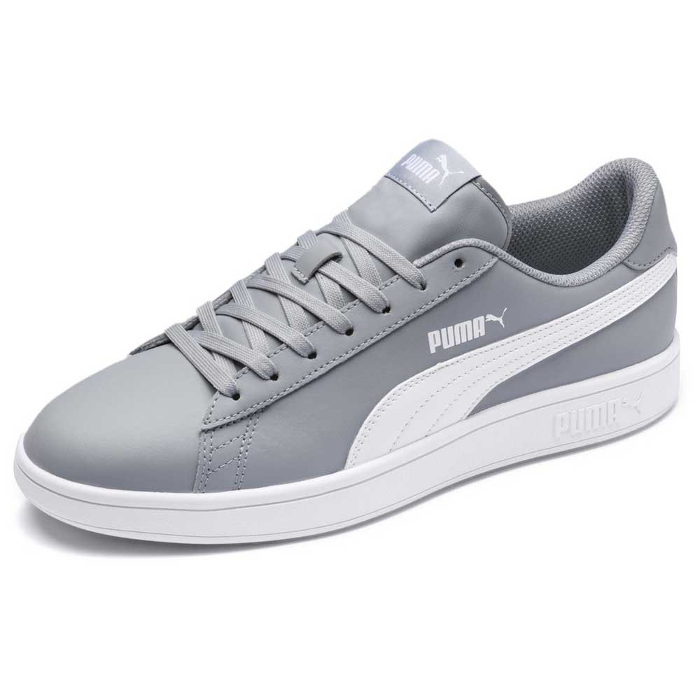 Puma Smash v2 L Grey buy and offers on