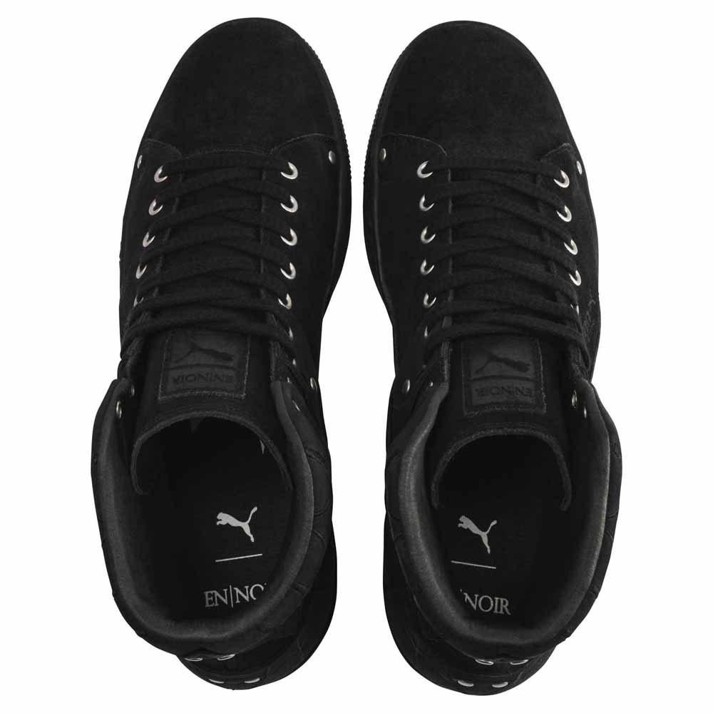 puma select suede classic x en noir