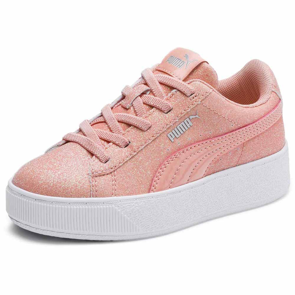 9cf5439b3 Puma Vikky Platform Glitz AC PS Pink buy and offers on Dressinn