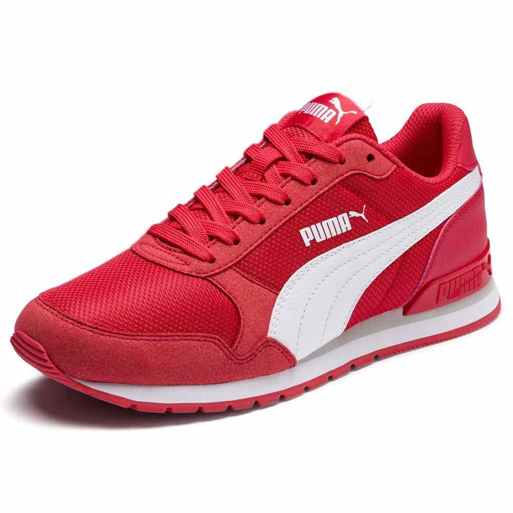 10433026ae0 Puma ST Runner v2 Mesh Red buy and offers on Dressinn