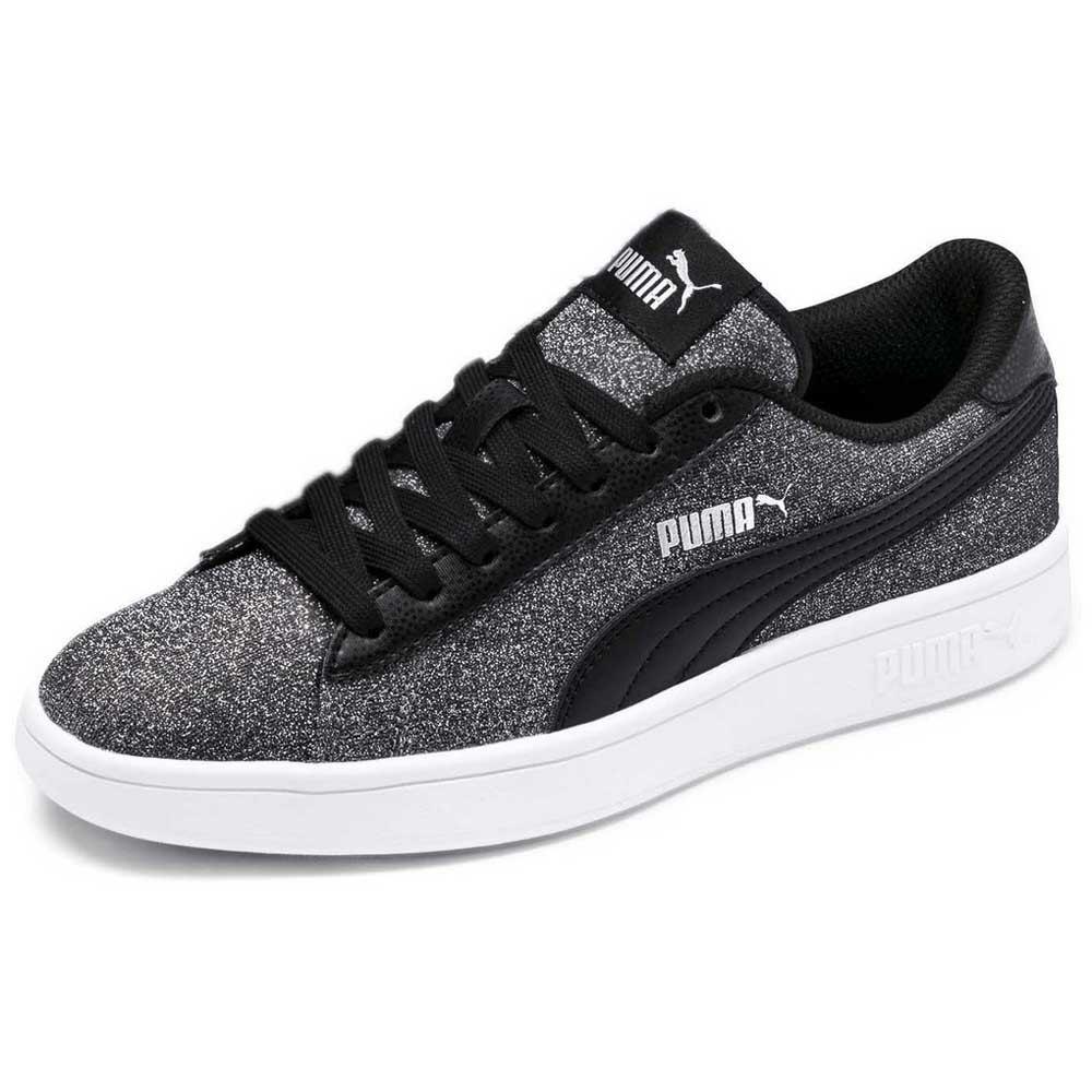 Puma Smash v2 Glitz Glam Grey buy and