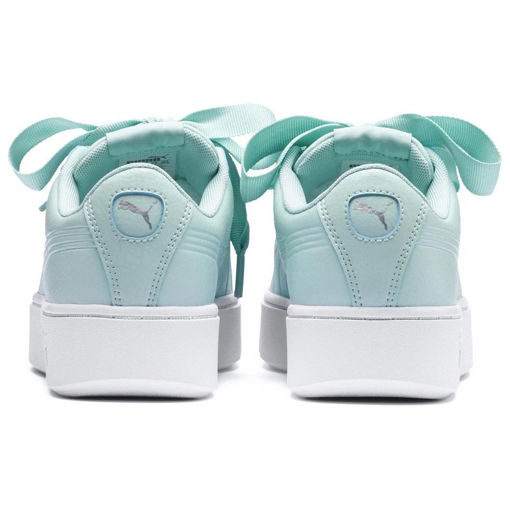 Puma Vikky Stacked Ribbon Core Blue buy and offers on Dressinn fe72f398f4