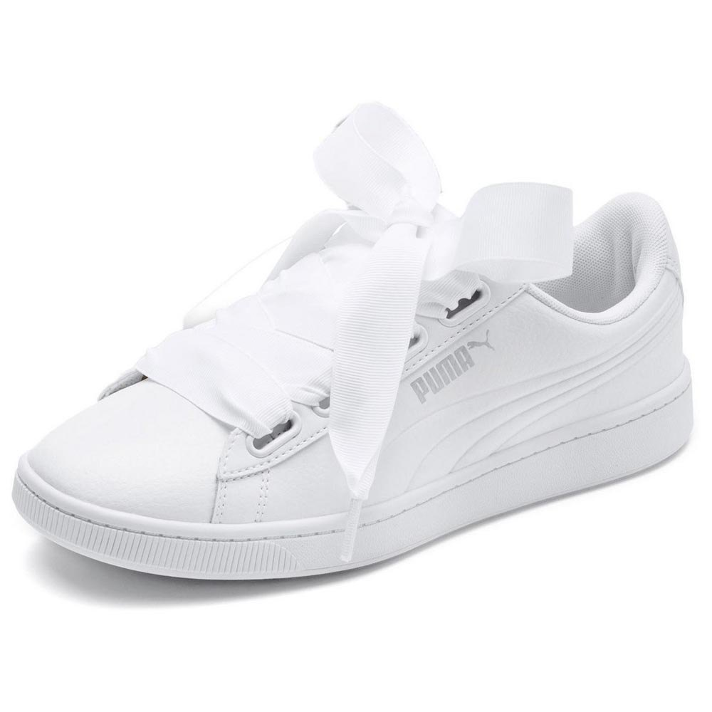 Puma Vikky v2 Ribbon Core White buy and offers on Dressinn