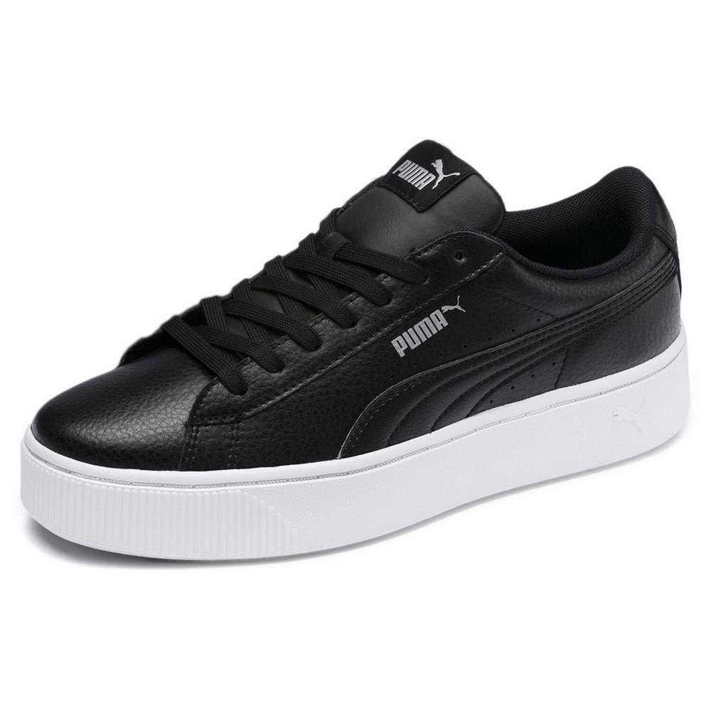 a5757efa3 Puma Vikky Stacked L Black buy and offers on Dressinn