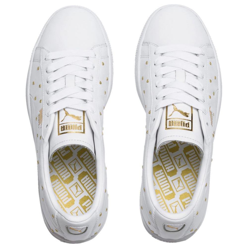Puma select Basket Studs White buy and